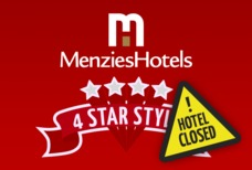 LTN MENZIES CLOSED