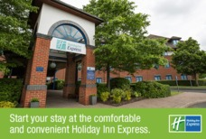 Holiday Inn Express, Birmingham NEC exterior