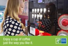 Holiday Inn Express, Birmingham NEC Coffee Machine