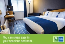 Holiday Inn Express, Birmingham NEC Double Room