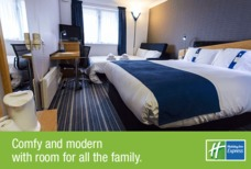 Holiday Inn Express, Birmingham NEC Family Room