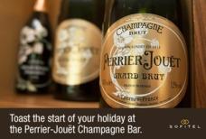 LHR Sofitel Champagne Bar