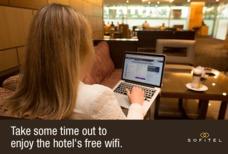 LHR Sofitel wifi