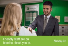LHR Holiday Inn Windsor check in