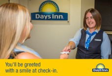 STN Days Inn Reception