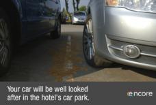 Ramada Encore Hotel parking