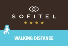 Sofitel walking distance