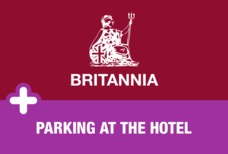 LBA hotel and parking