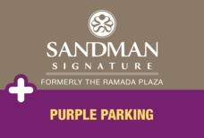 Sandman Purple formerly