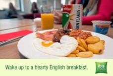 BHX Ibis Styles Breakfast