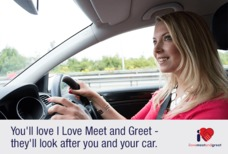LGW-Gatwick-I-Love-Meet-And-Greet-Kate-In-Car-82477
