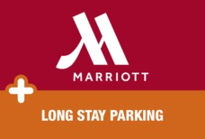Marriott with Long Stay parking