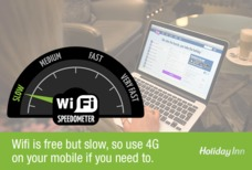 LGW Holiday Inn Worth new wifi image