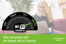 LGW Copthorne wifi tile