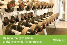 NCL Holiday Inn Gym