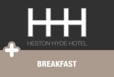 Heston Hyde Room only with BF
