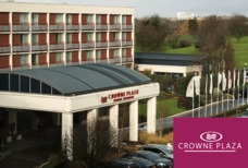LHR Crowne Plaza with logo