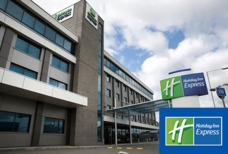 LHR Holiday Inn Express T5 with logo