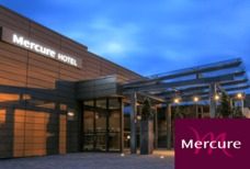 LHR Mercure with logo