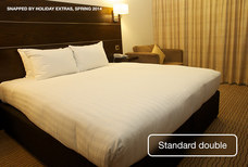 LHR Doubletree double room