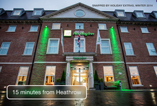 LHR Holiday Inn T5 1