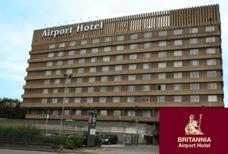 MAN Britannia Airport hotel Exterior Front tile