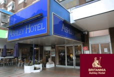 MAN Britannia Ashley hotel Exterior Front tile