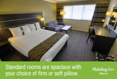 LGW Holiday Inn Worth Room
