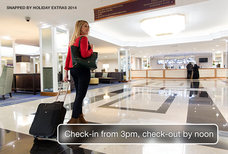 LHR Renaissance check-in