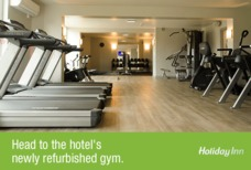 NCL Holiday Inn gym