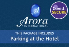 lgw arora hotel parking covid main tile