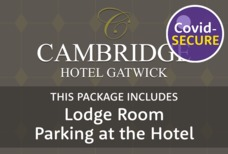 lgw cambridge lodge hotel parking covid main tile