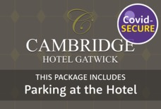 lgw cambridge hotel parking covid main tile