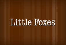 LGW little foxes tile 1