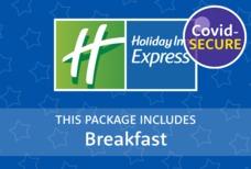 LGW Holiday Inn express breakfast covid main tile