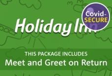 LGW Holiday Inn return greet covid mobile tile