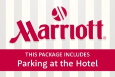 LHR Marriott with hotel parking front tile