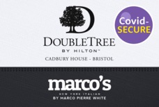 BRS Doubletree hotel covid tile