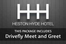 LHR Heston Hyde with drivefly