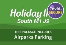 LTN Holiday Inn M1 J9 covid tile