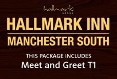 MAN Hallmark Inn South with Meet and Greet T1