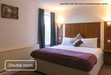 Celtic international double room