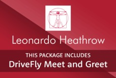 Leonardo with drivefly meet and greet tile