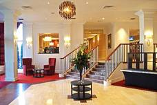 The Marriott Windsor reception