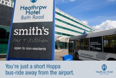 Heathrow Heathrow Hotel hoppa