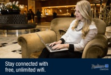 Heathrow Radisson Blu wifi