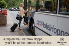 Heathrow Sheraton Skyline hoppa
