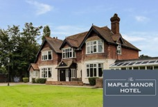 LGW Maple Manor with Logo