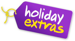 A bedroom suite at the Hilton Hotel, Heathrow